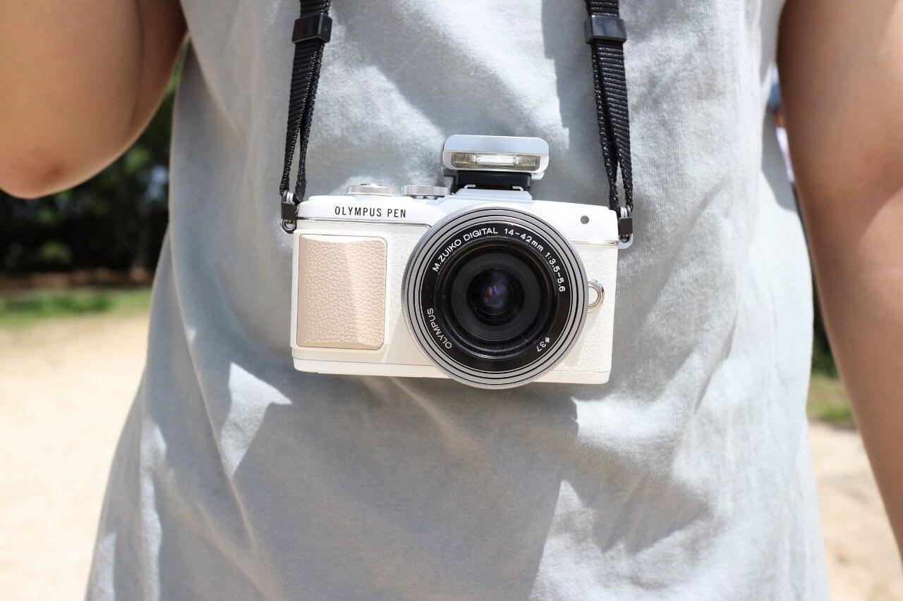 オリンパス ミラーレスカメラ