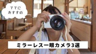 ミラーレス一眼カメラ 子供