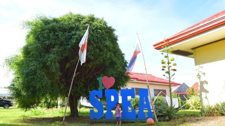 SPEAフィリピン語学学校